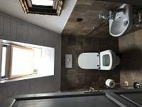 Apartmán Paluba - WC