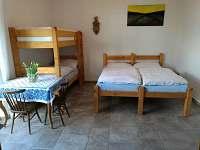Apartmán Terasy- pokoj