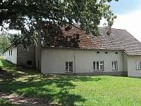 ubytování Jindřichův Hradec na chalupě