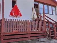 Domek s terasou po rekonstrukci - chata k pronájmu Krtov