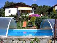 Chata k pronajmutí - dovolená  Koupaliště Pohoda rekreace Krtov