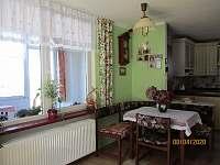Nová okna - chata k pronajmutí Krtov