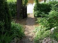 branka k rybníku