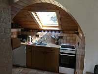 kuchyně - nový sporák - Cetoraz u Pacova