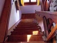 schody do podkroví - Cetoraz u Pacova