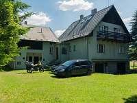Apartmán na horách - dovolená  Podřezanský rybník rekreace Klikov