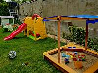 Dětské vybavení - pronájem chaty Soběslav