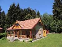 Chata z boku - ubytování Jenišov