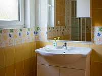 Koupelna I. - chata ubytování Staňkov
