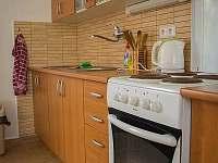 Kuchyně I. - chata k pronájmu Staňkov