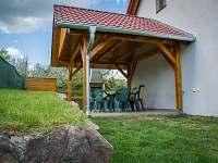 Terasa - chata k pronájmu Staňkov