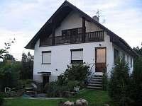 ubytování Chlum u Třeboně v rodinném domě na horách