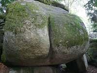 Ďáblova prdel-kamenný útvar