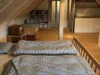 Apartmán na Půdě - pronájem chalupy Čejetice