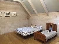 Apartmán ve Špejcharu-podkroví - pronájem chalupy Čejetice