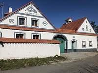 ubytování Čejetice Chalupa k pronajmutí