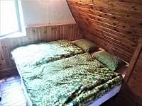 menší pokoj v podkroví - Zliv