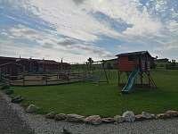 Dětské hřiště - ubytování Sedlečko u Soběslavě
