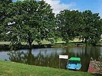 Náš rybník se šlapadlem - Sedlečko u Soběslavě