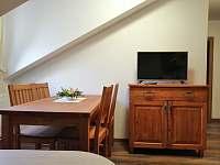 Obývák - ubytování Sedlečko u Soběslavě