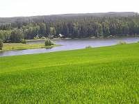 Komorník rybník - Strmilov