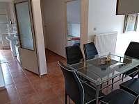 kuchyně - apartmán k pronajmutí Albeř