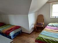 menší místnost - pronájem apartmánu Albeř