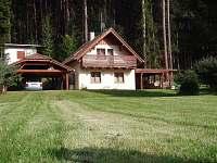 Chata k pronajmutí - Týn nad Vltavou