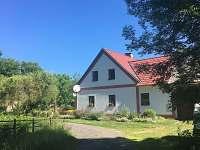 ubytování Horní Stropnice na chalupě k pronájmu