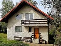 Chata k pronajmutí - Hosty Jižní Čechy