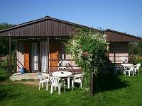 ubytování Jarošov nad Nežárkou na chatě k pronájmu