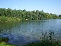 skvělé rybaření - pronájem chaty Rodvínov