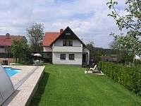 Domek Klema - rekreační dům k pronájmu - 22 Klenovice