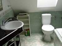 apartman 1 - koupelna - Chrášťany