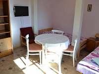 apartman 1 - kuchyň - rekreační dům k pronájmu Chrášťany