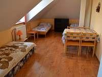 apartman 2 - kuchyň - rekreační dům k pronájmu Chrášťany