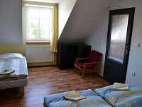 apartman 2 - pokoj - pronájem rekreačního domu Chrášťany