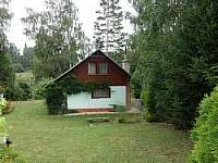 pohled z chaty - pronájem Kunžak
