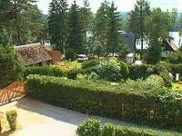 Zahrada - chata k pronájmu Milná