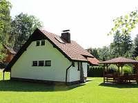 Radužel - Svinětice - chata k pronájmu - 5