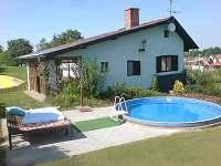 Chata ubytování v obci Vacovice