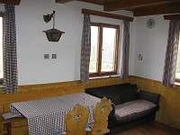 Strunkovice nad Blanicí - chata k pronájmu - 6