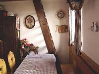 Strunkovice nad Blanicí - chata k pronájmu - 12