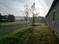 Chata ubytování v obci Vrcov