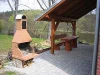 Albrechtice nad Vltavou - Újezd - chata k pronájmu - 3