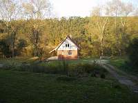 ubytování Albrechtice nad Vltavou - Újezd Chata k pronájmu