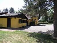 ubytování Hluboká nad Vltavou Chatky na horách