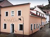 Český Krumlov ubytování 16 lidí  ubytování