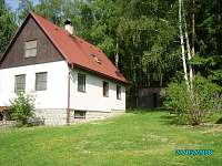Číměř - Kunějovské Samoty - chalupa k pronájmu - 2