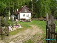Chalupa k pronájmu - Číměř - Kunějovské Samoty